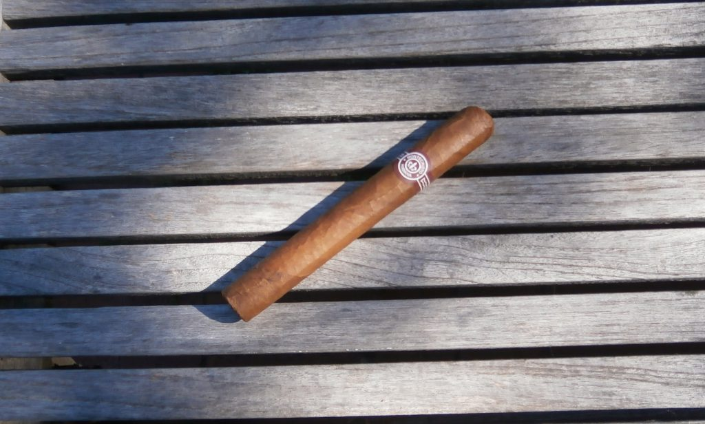 Montecristo No.4 unlit