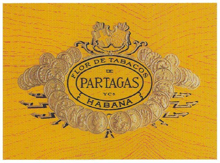 Partagás Logo