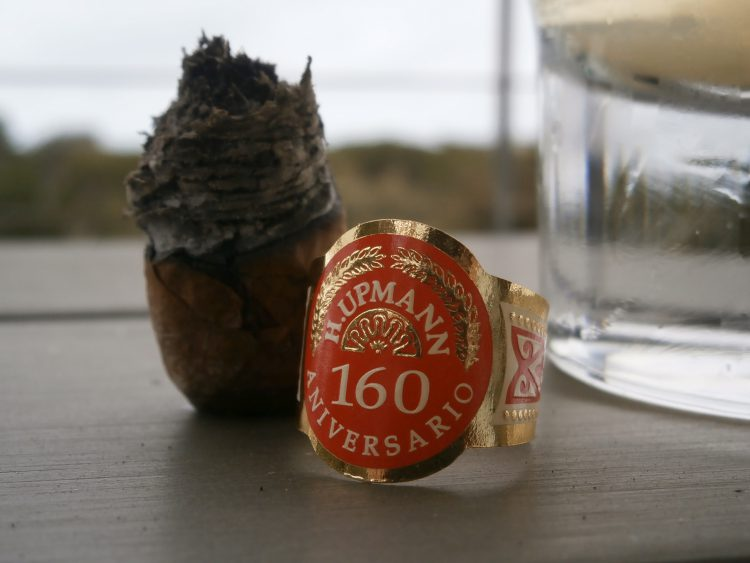 H. Upmann Prominentes 160th Aniversario Humidor nub