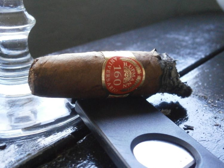 H. Upmann No. 2 160th Anniversary Humidor final quarter