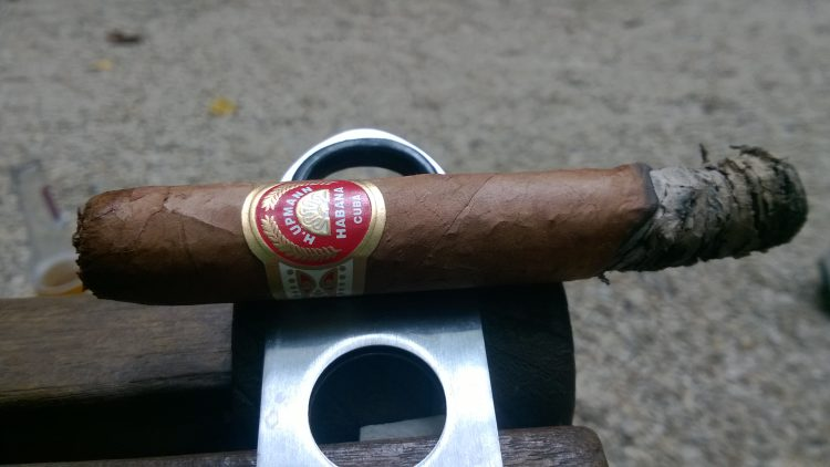H. Upmann Connoisseur No. 1 two thirds