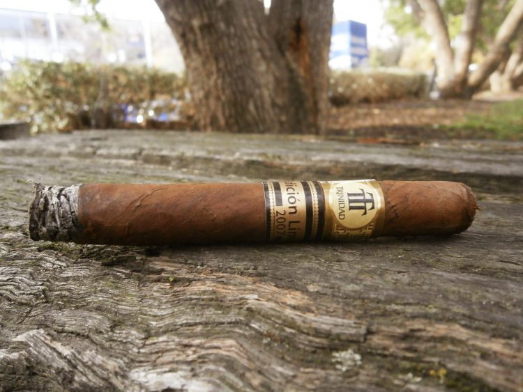 Trinidad Ingenios Edición Limitada 2007 one third smoked