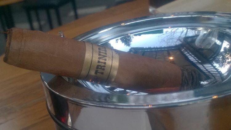 Trinidad Funadadores half smoked
